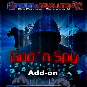 Godn Spy Add-on Power and Revolution