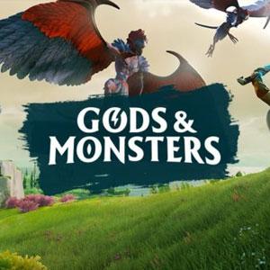 Kaufe Gods & Monsters Xbox Series X Preisvergleich
