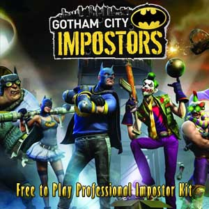 Gotham City Impostors Free to Play Professional Impostor Kit Key Kaufen Preisvergleich