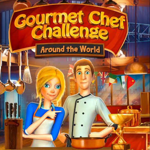 Gourmet Chef Challenge Around the World Key Kaufen Preisvergleich