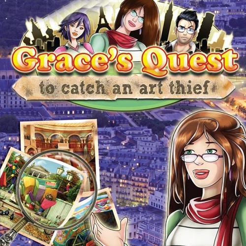 Graces Quest To Catch An Art Thief