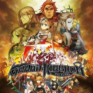 Grand Kingdom PS4 Code Kaufen Preisvergleich