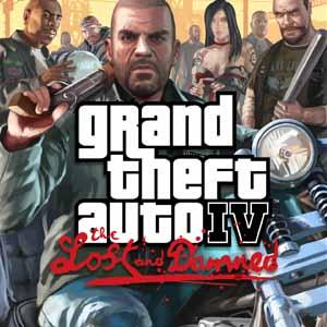 Grand Theft Auto 4 The Lost & Damned Key Kaufen Preisvergleich