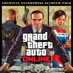 Grand Theft Auto 5 Criminal Enterprise Starter Pack
