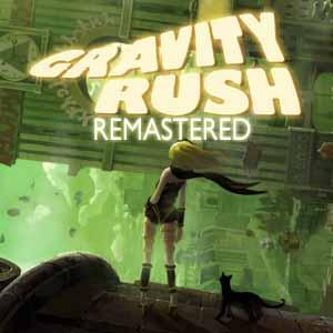 Gravity Rush Remastered PS4 Code Kaufen Preisvergleich