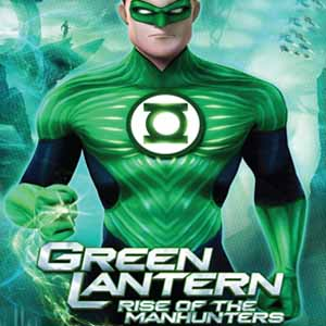Green Lantern Rise of the Manhunters Nintendo 3DS Download Code im Preisvergleich kaufen