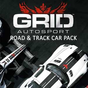GRID Autosport Road & Track Car Pack Key Kaufen Preisvergleich