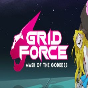 Grid Force Mask Of The Goddess