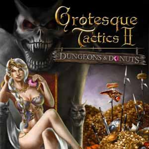Grotesque Tactics 2 Dungeons and Donuts Key Kaufen Preisvergleich