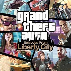 GTA 4 Episodes from Liberty City Xbox 360 Code Kaufen Preisvergleich