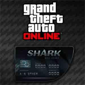 GTAO Bull Shark Cash Card