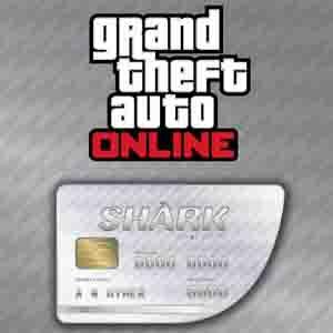 GTAO Great White Shark Cash Card Gamecard Code Kaufen Preisvergleich