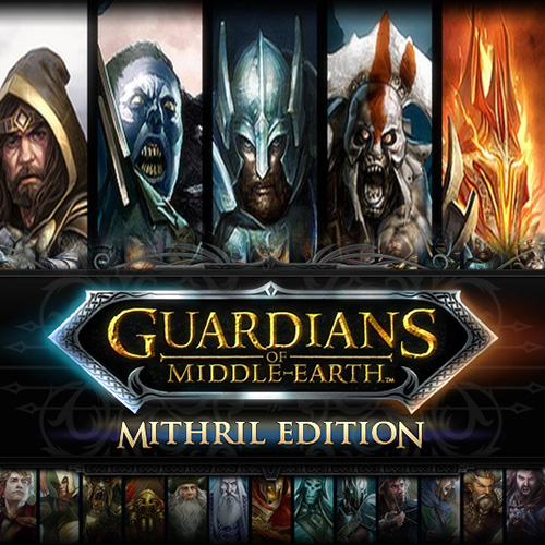 Guardians of Middle-earth Mithril Edition Key Kaufen Preisvergleich
