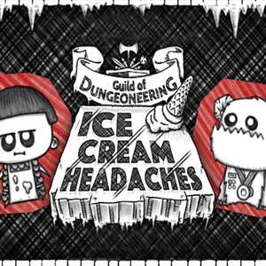 Guild of Dungeoneering Ice Cream Headaches