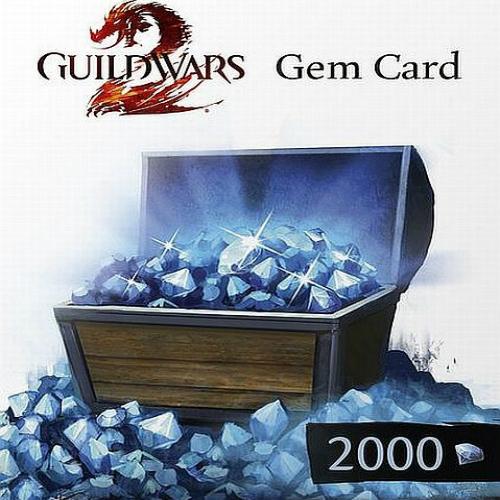Guild Wars 2 GEMS 1200 Gamecard Code Kaufen Preisvergleich