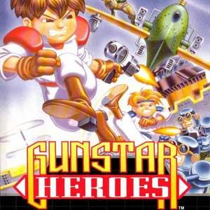 Gunstar Heroes Key Kaufen Preisvergleich