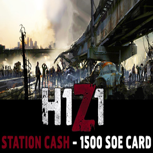 H1Z1 Station Cash 1500 SoE Gamecard Code Kaufen Preisvergleich