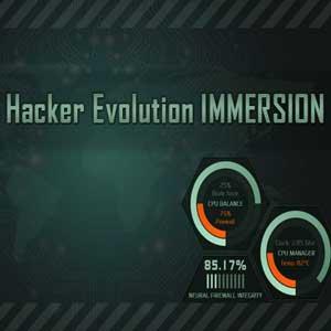 Hacker Evolution IMMERSION Key Kaufen Preisvergleich