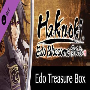 Hakuoki Edo Blossoms Edo Treasure Box