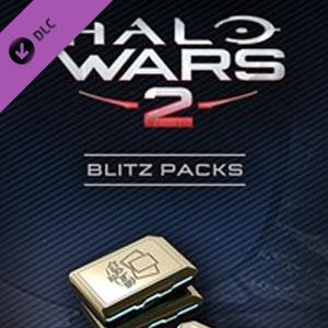 Halo Wars 2 Blitz Packs