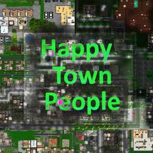 Happy Town People Key Kaufen Preisvergleich