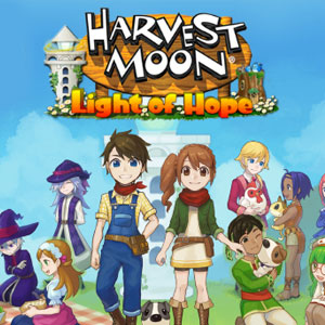 Harvest Moon Light of Hope A Divine Marriage