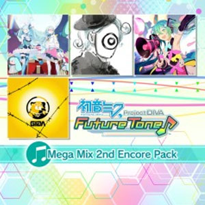 Kaufe Hatsune Miku Project DIVA Future Tone Mega Mix 2nd Encore Pack PS4 Preisvergleich