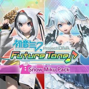 Hatsune Miku Project DIVA Future Tone Snow Miku Pack