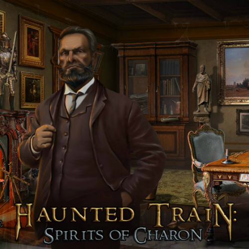 Haunted Train Spirits of Charon Key Kaufen Preisvergleich