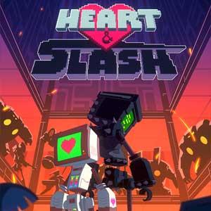 Heart and Slash