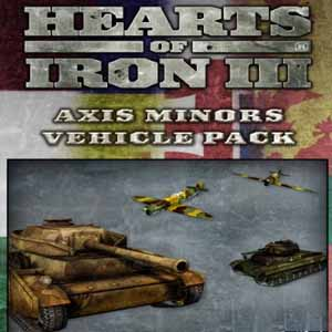 Hearts of Iron 3 Axis Minor Vehicle Pack Key Kaufen Preisvergleich