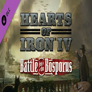 Hearts of Iron 4 Battle for the Bosporus Key kaufen Preisvergleich