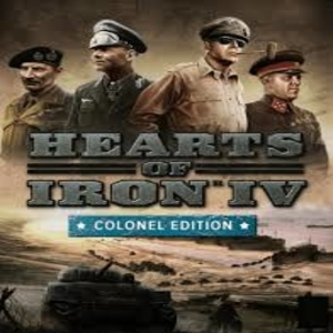 Hearts of Iron 4 Colonel Edition Upgrade Pack Key kaufen Preisvergleich