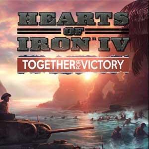 Hearts of Iron 4 Together for Victory Key Kaufen Preisvergleich