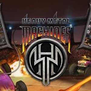Heavy Metal Machines Key Kaufen Preisvergleich