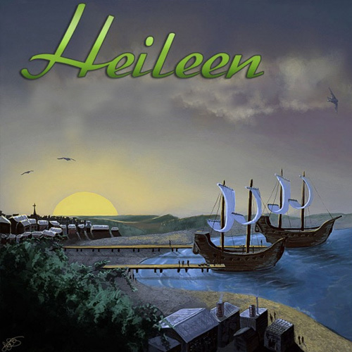 Heileen 1 Sail Away