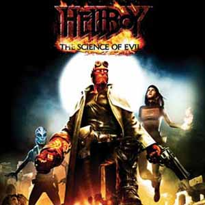 Hellboy The Science Of Evil Xbox 360 Code Kaufen Preisvergleich