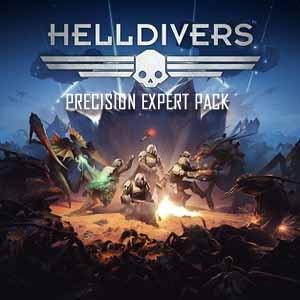 HELLDIVERS Precision Expert Pack Key Kaufen Preisvergleich