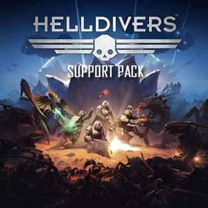 HELLDIVERS Support Pack