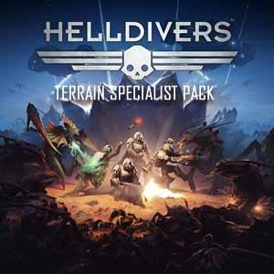 HELLDIVERS Terrain Specialist Pack Key Kaufen Preisvergleich