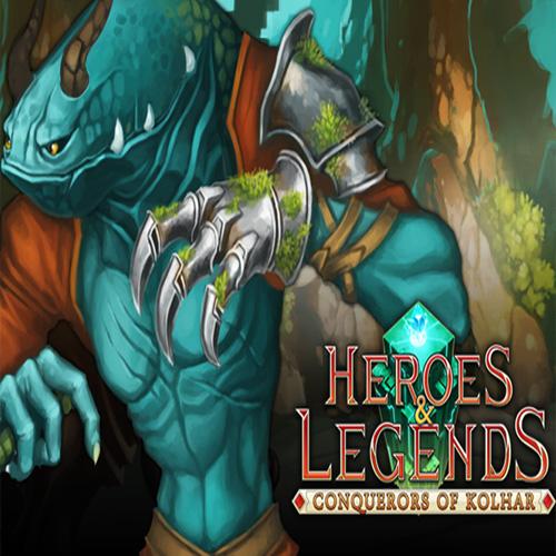 Heroes & Legends Conquerors of Kolhar Key Kaufen Preisvergleich