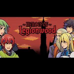 Heroes of Legionwood Key Kaufen Preisvergleich