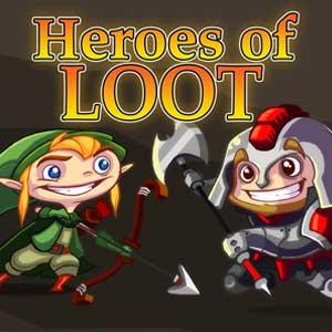 Heroes of Loot Key Kaufen Preisvergleich