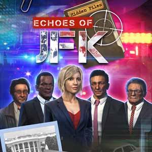 Hidden Files Echoes Of JFK Key Kaufen Preisvergleich