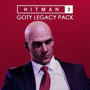 HITMAN 2 GOTY Legacy Pack Key kaufen Preisvergleich
