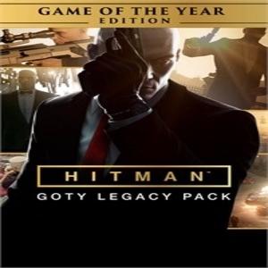 Kaufe HITMAN GOTY Legacy Pack Xbox One Preisvergleich