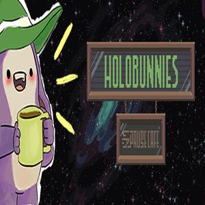 Holobunnies Pause Cafe
