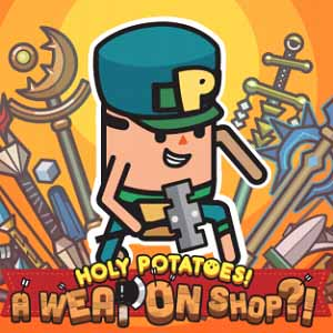 Holy Potatoes A Weapon Shop Spud Tales Journey to Olympus Key Kaufen Preisvergleich