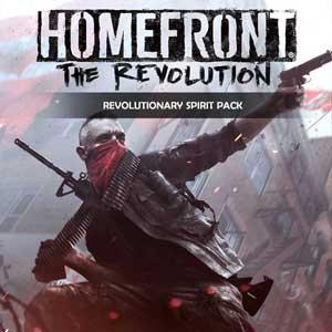 Homefront The Revolution Revolutionary Spirit Pack Key Kaufen Preisvergleich