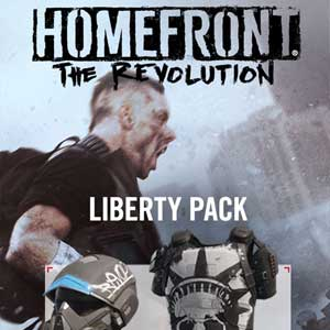 Homefront The Revolution The Liberty Pack